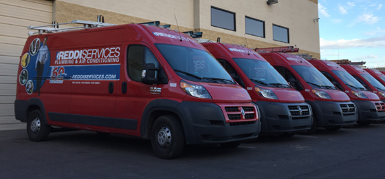 Fleet for Emergency Plumbing Service